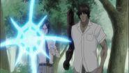 Uryu y Chad llegan a salvar a Orihime