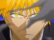 Hollow Ichigo se hace cargo del cuerpo de Ichigo por un tiempo