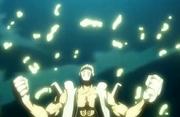 Kensei menghancurkan Kido