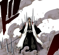 139Kenpachi withstands