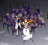 586Orihime and Sado arrive