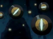 Ugaki's sensory eyes