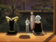 Yosuke disamping Haru