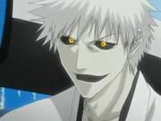 Hollow Ichigo's First Appearance