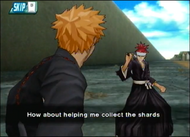 SB 01 Ichigo and Renji