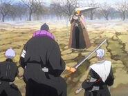 Ichigo vs tres subcapitanes