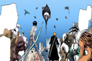 47Ichigo and Uryu see