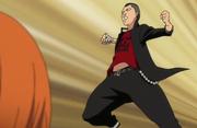 Moe ataca a Orihime