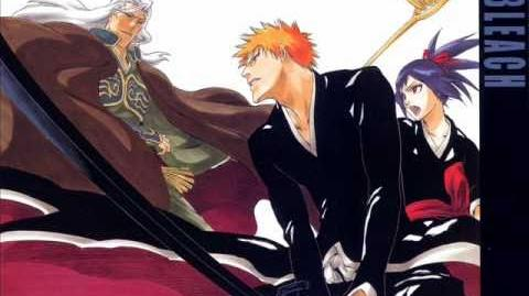 Bleach OST MEMORIES OF NOBODY 5 Eerie Blank-0