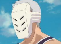 Muguruma Kensei mask