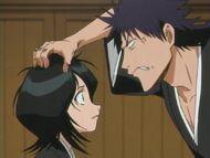 Rukia and kaien