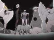O grupo de Grimmjow