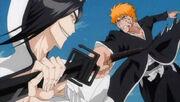 Ichigo vs nnoitra