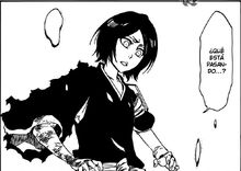 Rukia se pregunta que esta pasando