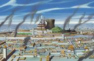 263Explosions occur