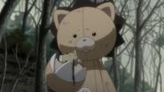 Kon finds Nozomis lion