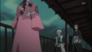 Hitsugaya and Kyoraku reveal their suspicions