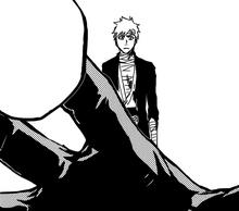 Ichigo conoce la verdad del Ōken