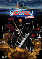 Bleach Fade to Black Viz Cover