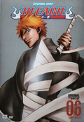 Bleach Viz Vol. 6 Cover
