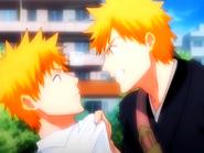 O13 Ichigo pyta Kona o siostry