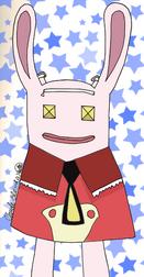 Kurōdo forme péluche