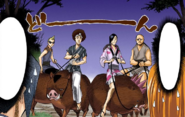 77Ganju's Gang confronts