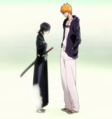 Ep342 Ichigo&Rukia