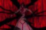Muramasa engulfed by his reiatsu