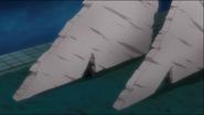 Ichigo and Rukia stuck