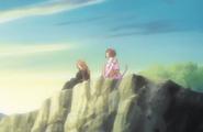 262Rangiku and Haineko watch