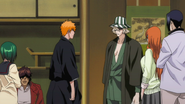 Ichigo Asks To Go To Soul Society