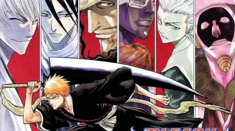 Bleach OST 1 8 Raw Breath Of Danger