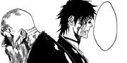 Yamamoto memberitahu Hisagi