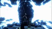 Kugo anula el Getsuga Tensho