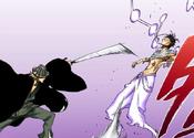 Kisuke VS Askin