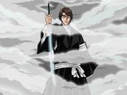 Aizen intervenes Third Phantom