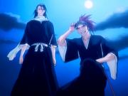 O15 Byakuya i Renji pojawiają się