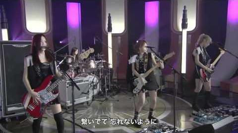 SCANDAL - HARUKAZE (Bleach Opening 15 - Full Song)