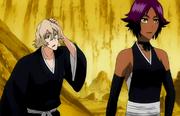 Urahara diberitahu Yoruichi