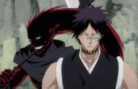 Kazeshini e Hisagi