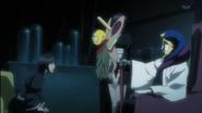 Mayuri releases his Zanpakuto spirit