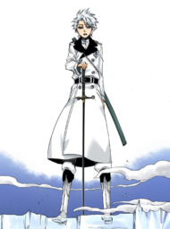658Hitsugaya appears