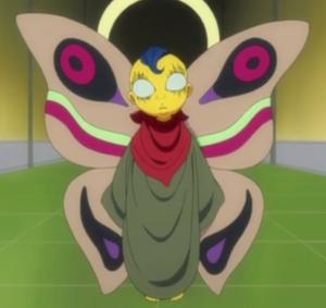 Ashisogi Jizo (spirit) Full body 1
