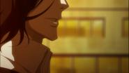 Ep347 Tsukishima z uśmiechem mija Ichigo