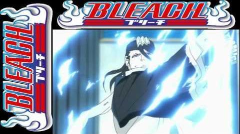 Byakuya vs Byakuya(Reigai) Full Fight sub español