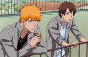 Wajah baru Ichigo dan Keigo