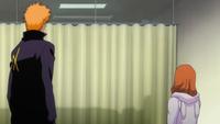 Ichigo vista a ishida