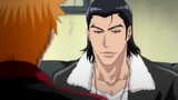 Kugo asks Ichigo about Isshin