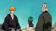 Nozomi Tells Ichigo To Be Safe